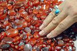 درخشش جواهرات ایرانی با کمک مراکز علمی/ ایران ۳۹سنگ گرانبها دارد