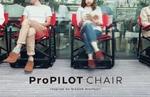 با این صندلی خودران از ایستادن در صف لذت ببرید