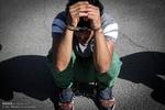 صاحب خانه به موقع با پلیس تماس گرفت، سارق دستگیر شد