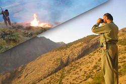 حفاظت از ۳۶۱ هزار هکتار از اراضی ملی پلدختر با ۱۲ نیرو