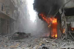 اینجا حلب است