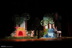 National Puppet Festival in Sari