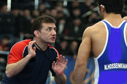 Gholamreza Mohammadi named Iran's freestyle wrestling coach
