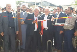 مسجد جامع شهر دلند افتتاح شد