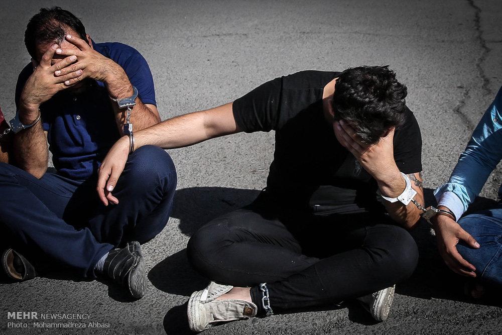 دستگیری سارق سابقه دار در استان