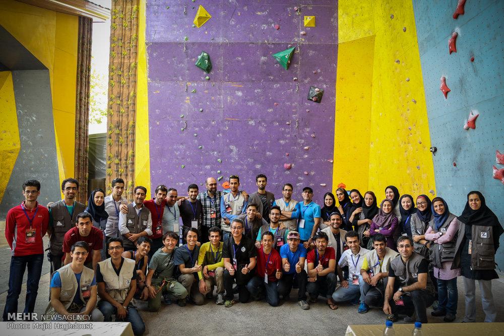 مسابقات سنگنوردی نوجوانان و جوانان قهرمانی آسیا