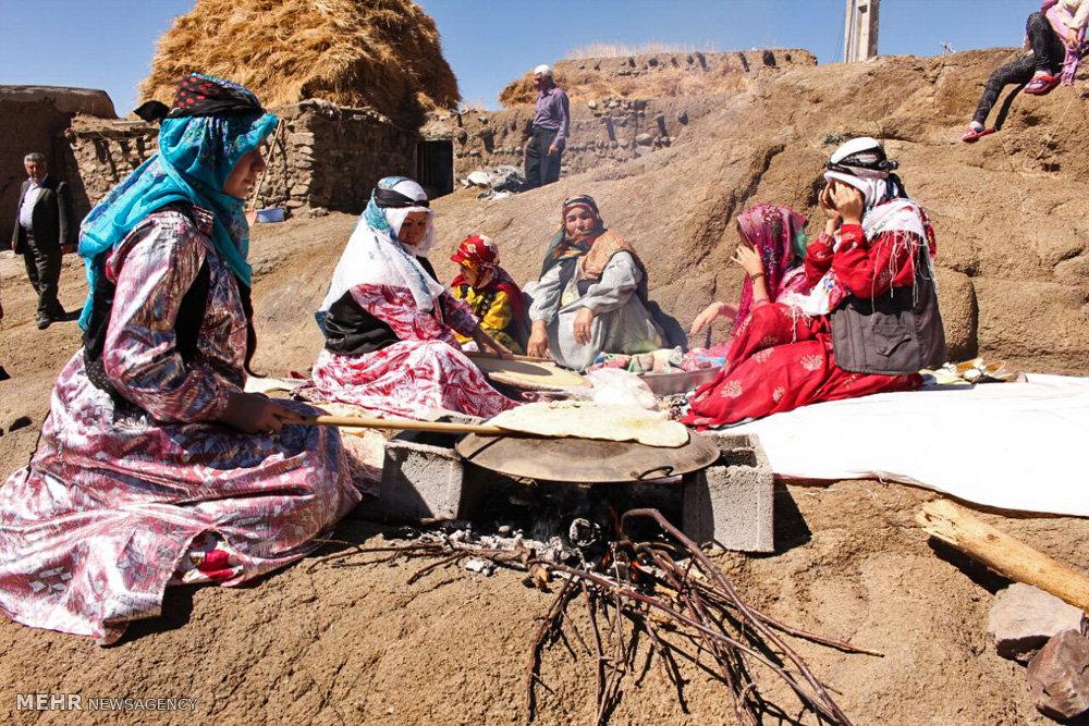 زندگی روستایی در استان اردبیل