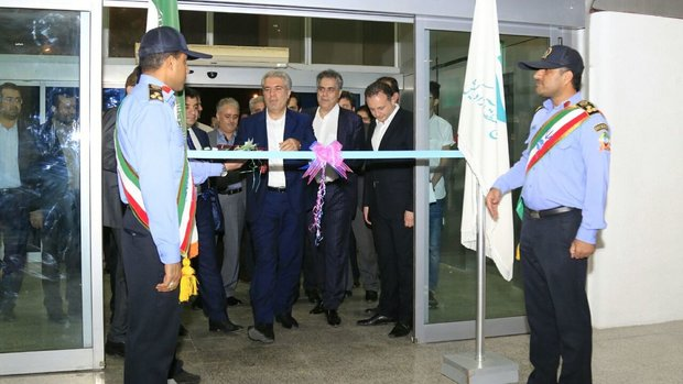 International food industry, relevant machinery exhibition opens in NE Iran