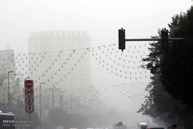 افزایش مرگ در هوای آلوده تهران/کدام مناطق بیشترین آلودگی را دارند
