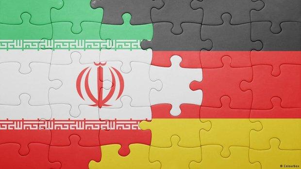 iran/germany