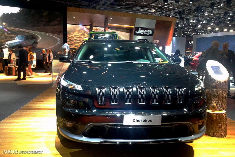 نمایشگاه خودروی پاریس