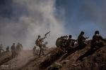 انجام عملیات دفاع از کوی و برزن در منطقه تایباد/شلیک دوش پرتاب های میثاق