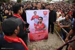 1st death anniversary of Hadi Norouzi observed