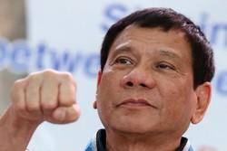 رئیس جمهوری فیلیپین خود را با هیتلر مقایسه کرد