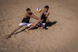 دو گلستانی به اردوی تیم ملی والیبال ساحلی جوانان دعوت شدند