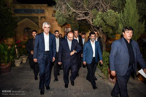 آیین بزرگداشت یادروز حافظ  در شیراز