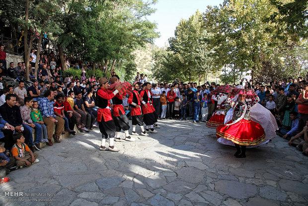 Street Theater Fest. of Marivan wraps up