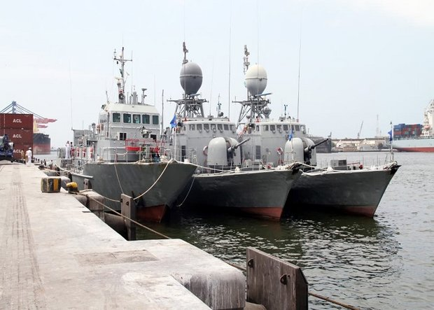 Pakistan warmly welcomes Iranian naval fleet
