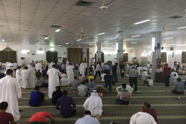 آلخلیفه بار دیگر مانع برگزاری نماز جمعه در منطقه «الدراز» شد