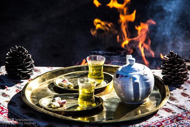 جشنواره چای کندک در بجنورد