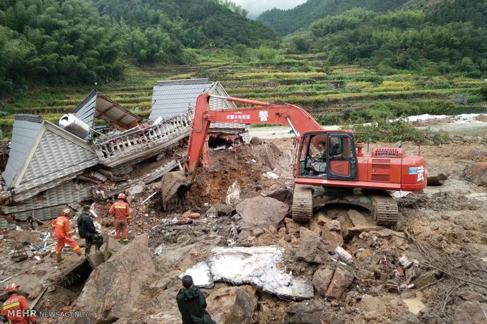 طوفان مگی در چین و تایوان