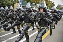 پلیس ایران به دانش روز دنیا مجهز است