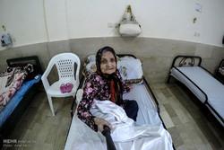 ۵۲ درصد تختهای بیمارستانی در اشغال سالمندان است