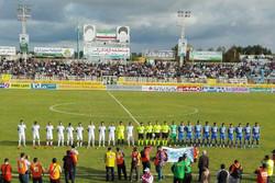 پیروزی استقلال برابر ملوان نوین در نیمه اول