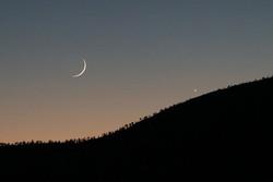 هلال ماه محرم