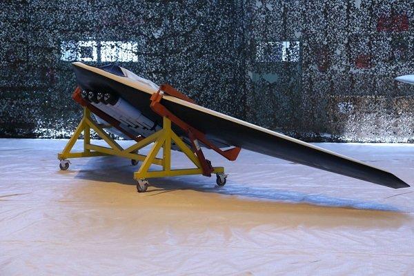 IRGC inaugurates its latest drone 'Thunder'