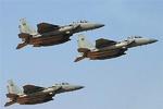 سعودی عرب کے طیاروں کی یمن کے شہر حرض پر بمباری