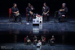İran'da Müzik Festivali