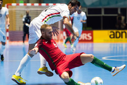 Iran national futsal team ranks 3rd in World Cup
