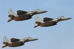 جنگنده سعودی