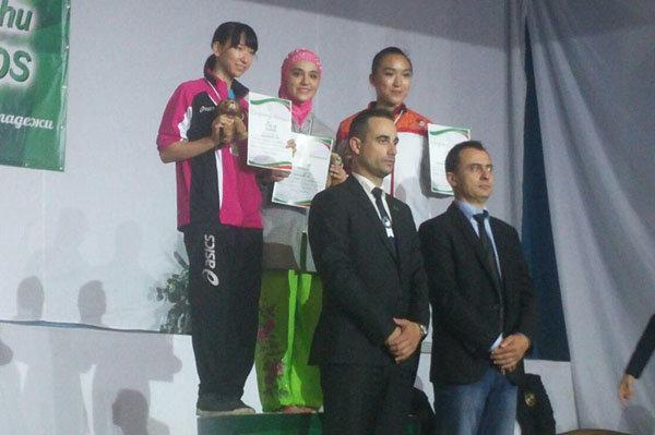 جوانان ووشوی ایران بر سکوی نایب قهرمانی جهان ایستادند