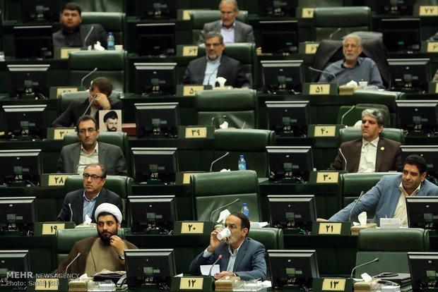 جواد کریمی قدوسی در جلسه علنی مجلس شورای اسلامی