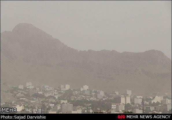 آلودگی هوا در حال تشدید شدن است به فکر باشیم