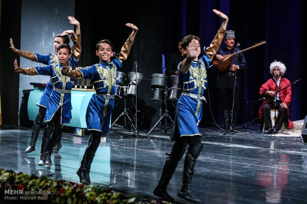 هفدهمین جشن خانه موسیقی ایران