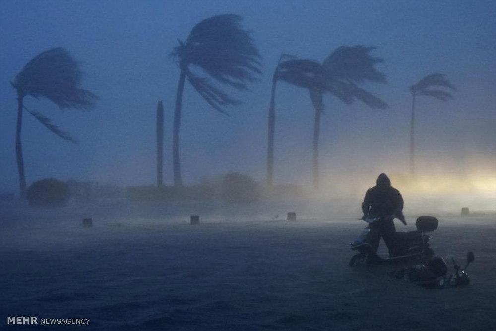 طوفان تندری امروزبه جنوب ایران میرسد/افت۱۳درجهای دما درشمال شرق