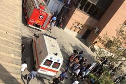 ارائه گزارش نهایی دلیل سقوط آسانسور دانشگاه شریف در هفته آینده