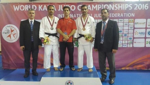 National judokas earn silver at IJF Kata World C'ships