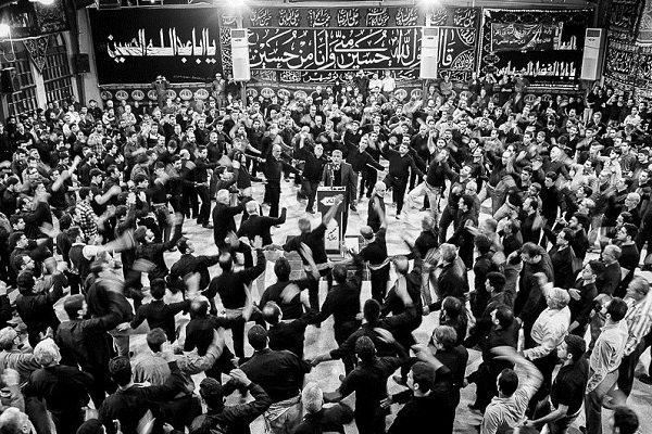 سینه زنی بوشهری عزاداری بوشهری