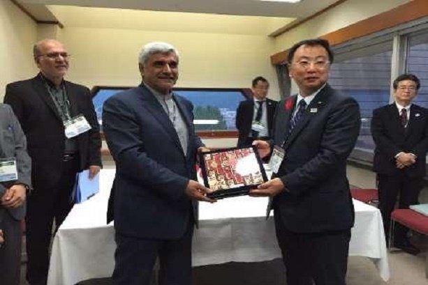 Japan keen on expanding scientific coop. with Iran