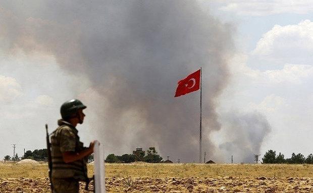 مقتل جندي تركي برصاص قناص كردي عبر الحدود السورية