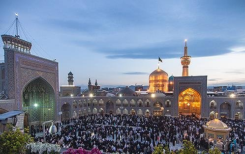 Razavi shrine 'imparting spiritual calmness' to visitors