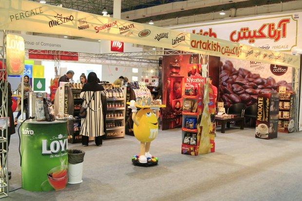 غرفه شرکت آرتا کیش عنوان برتر نمایشگاه صنایع غذایی کیش را کسب کرد