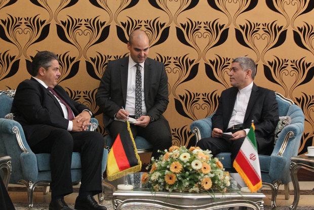 İran ve Almanya arasında işbirliği anlaşması imzalandı