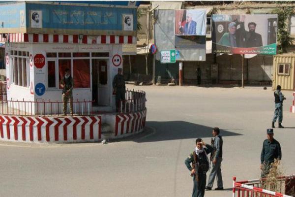 حمله نیروهای خارجی به نظامیان افغانستان در «قندوز»
