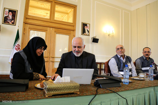 Zarif registers for Natl. Population, Housing Census