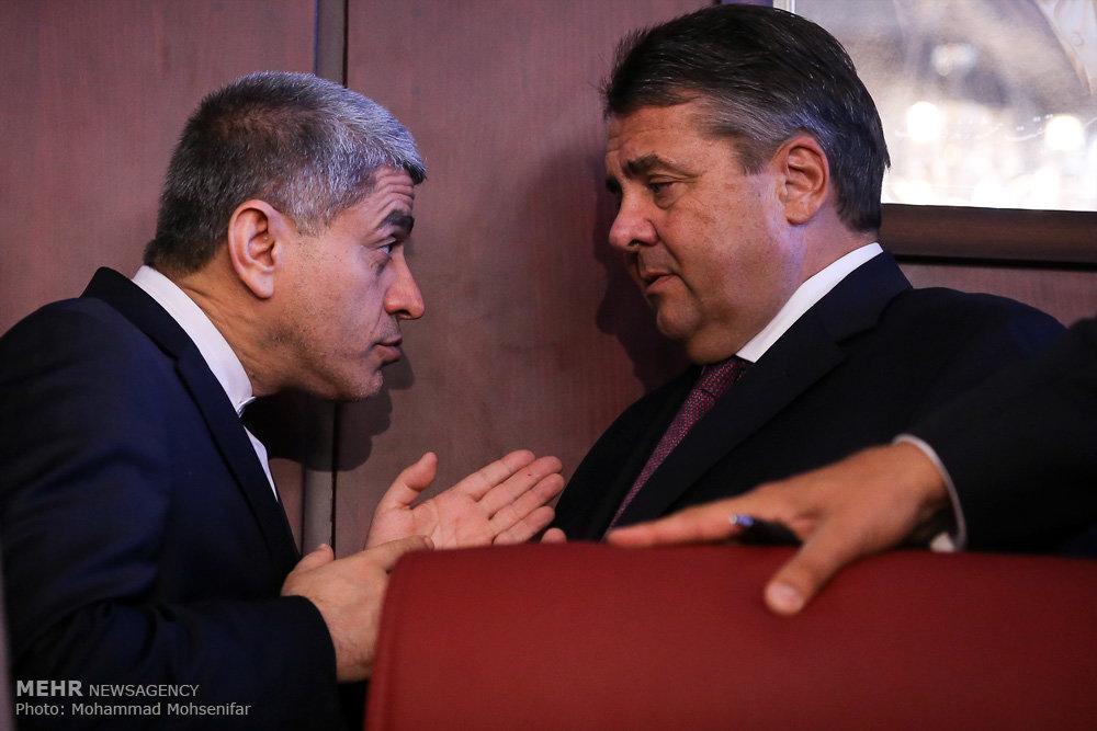 کمیسیون مشترک همکاری های اقتصادی ایران و آلمان